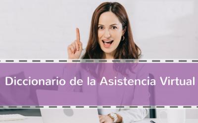 Diccionario de la Asistencia Virtual